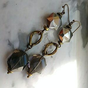 Jewelry - Glass Beaded Earrings
